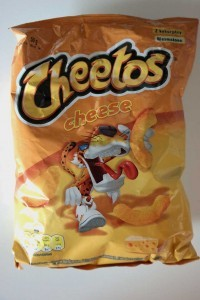Cheetos sajtos chips