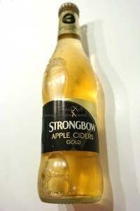 Strongbow apple