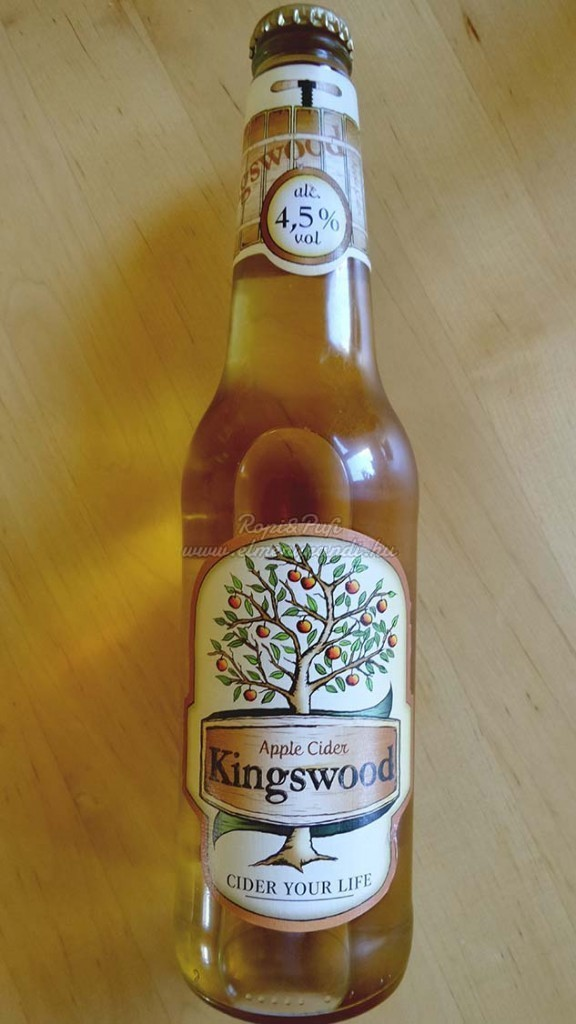 Kingswood Apple Cider